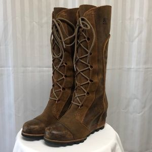 Sorry Cate the Great boots Sz 7.5 weathered brown